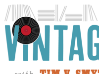 Variation on Vinyl Setlist Poster