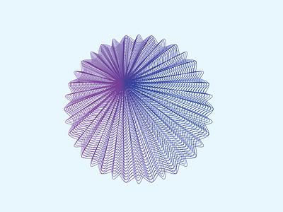 FLOWER icon vector logo design branding