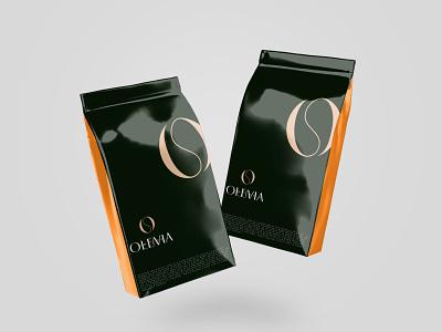olevia coffee logo logo logodesigner lettering restaurant icon logo design lettering design minimal logo branding