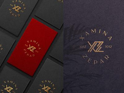 luxury  boutique clothing line logo logo vector branding icon luxury brand beauty logo lettering typography design minimal logo branding