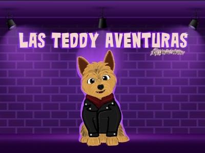 Teddy clip studio paint photoshop design handmade hand drawn crayons illustrator illustration art animation