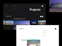 gmp. projects page