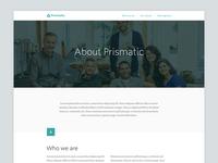 Prismatic Team Page