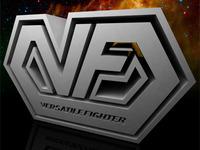 3d VF Logo