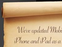 iPad Notice to users