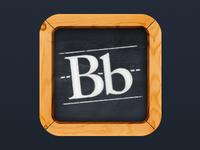 new Blackboard Mobile Learn App Icon