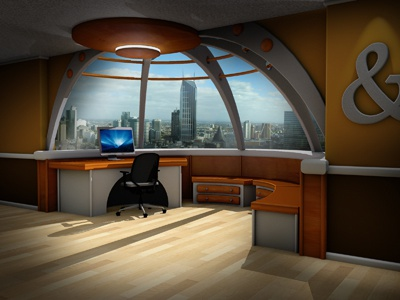 Studio Architectural Visualization