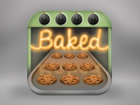 Baked App Icon