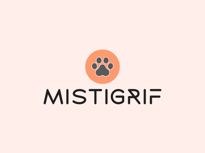 Paw Logo dribbble best shot logodesign pawprint paws pet logo pet shop logo illustration logo design mascot logo
