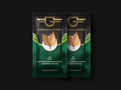 Grabba leaf Packaging Design logo graphic design branding packaging packaging design grabba leaf grabba leaf packaging design