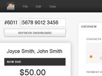 Financial Dashboard 2