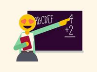 :) Teacher
