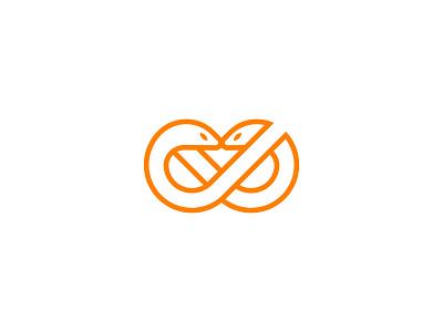 Snake Eyes eye ai modern simple easy icon flat illustrator vector illustration idendity design logos symbol creative branding minimal snake logotype logo