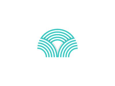 Weird Wave simple designer kapanadze luka graphic design vector illustration idendity design creative branding sea wave elegant icon symbol modern minimal logotype logo