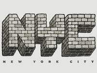 NYC 'Bricks'