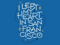 Heart in San Francisco