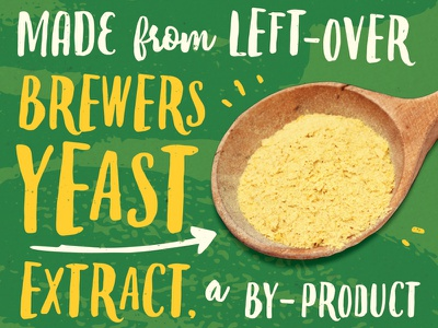 Food Facts wildin fun typography type food