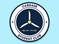 Day #10 Student club badge