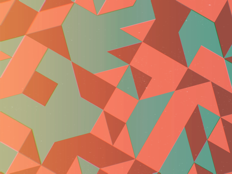 Shape Triangles orange green red color psychedelic geometric triangle triangles square rectangle flat pattern graphic artwork retro digital abstract art wallpaper design abstract