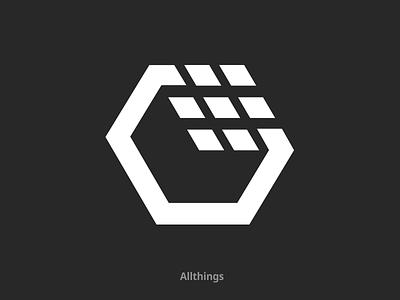 Allthings Logo styleguide branding brand logo