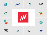 Matterway Logo Brand Exploration