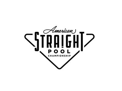 Straight Pool Championship Logo