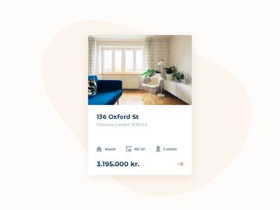 UI Element - Real Estate