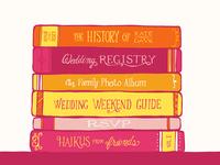 Our Wedding Website!
