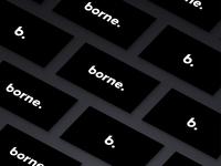 Borne Digital Rebrand
