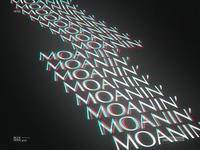 MOANIN' // G&D03