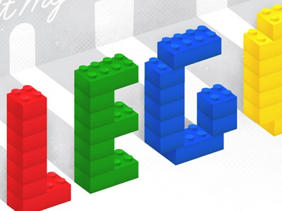 Lego Dreams by Abby Peters - Dribbble