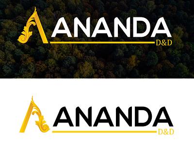 Logo for Ananda logo