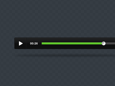 UI Player ui player video psd