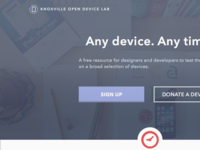 Open Device Site