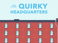 The Quirky Headquarters