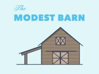The Modest Barn