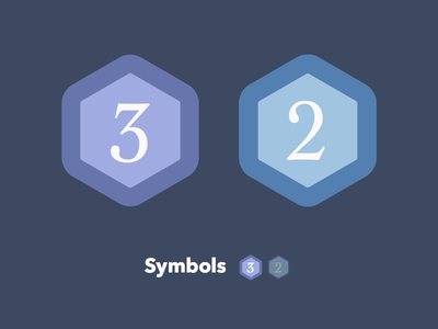 Version Badges icon badge sketch sketchapp version layout