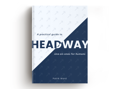 Headway Book Cover leadership jacket cover book