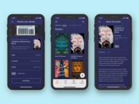 Dexter Library App