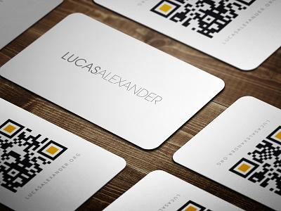 Promotional Business Cards promo qr code business cards xprocrastinationcontest