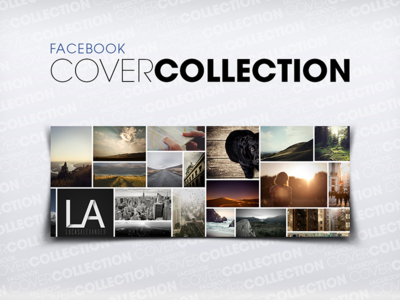 FREEBIE: Facebook Cover Collection psd photography cover facebook free freebie