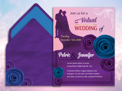 Wedding Invitation package design business card freelance designer adobe photoshop freelance logo designer logo adobe indesign illustration adobe illustrator packaging illustrator graphic designer graphicdesign freelancer branding