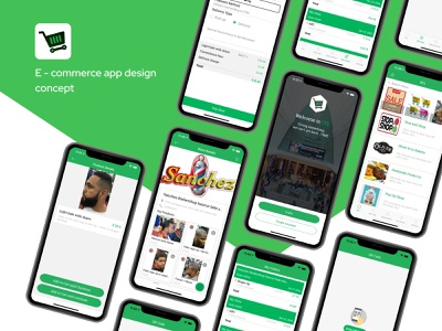 E-COMMERCE APP DESIGN CONCEPT ios app design uxui design app uiux e-commerce concept app developement appdesigner app ui user interface design user experience design application ui concept app concept app interface originator adsum adsumoriginator