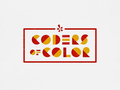 Coders Of Color design logo