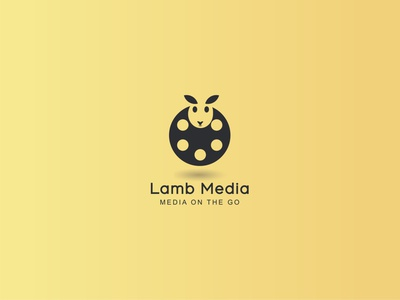 lamb media logo design social media logoconcept logoart entertainment flatdesign minimal logo logomaker logosai monogramlogo logoroom logoplace logoinspiration logodesigner logodesign logotype advertisments logo modern logo iconic logo socialmedia media logo lamb media
