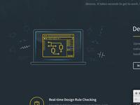 Hardware Design Tools Illustration