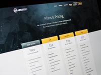 Upverter -  Pricing Page