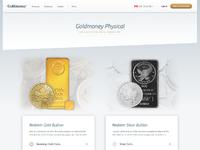 Goldmoney physical
