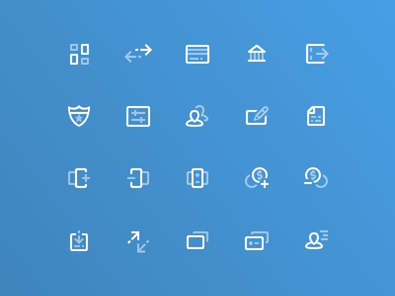 Icons icon pack icon set icon design icon glyps iconography icons