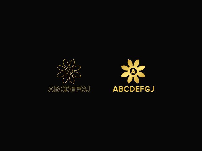Ironic Logo circle logo goldenlogo golden ratio circle golden ironic company vector logo creative corporate business design colorful branding